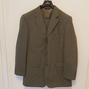 SALE Brooks Brothers 346 Mens 2 Piece Suit 42L 36W